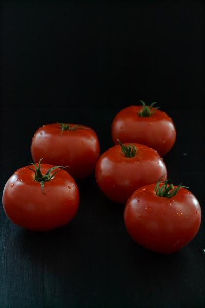 krem z pieczonych pomidorów / cosbymzjadla.com